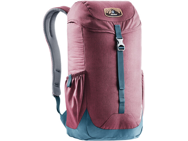 Deuter Walker 16 Backpack maron/midnight